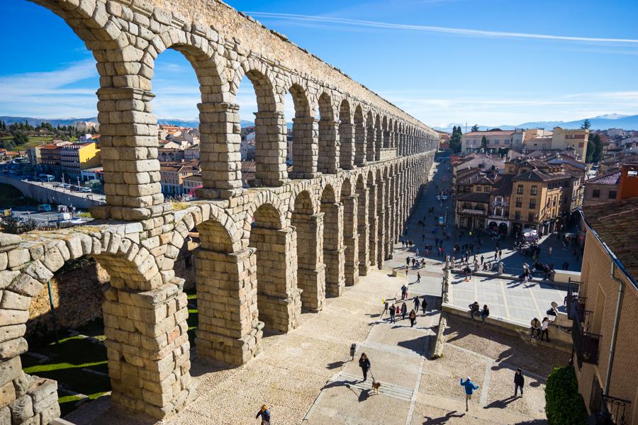 Segovia In A Day