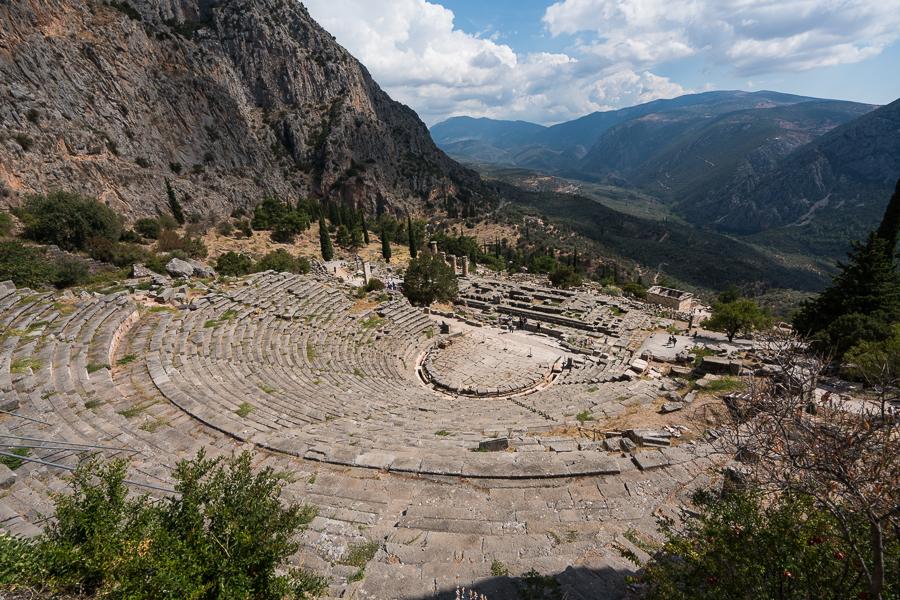A Day In Delphi