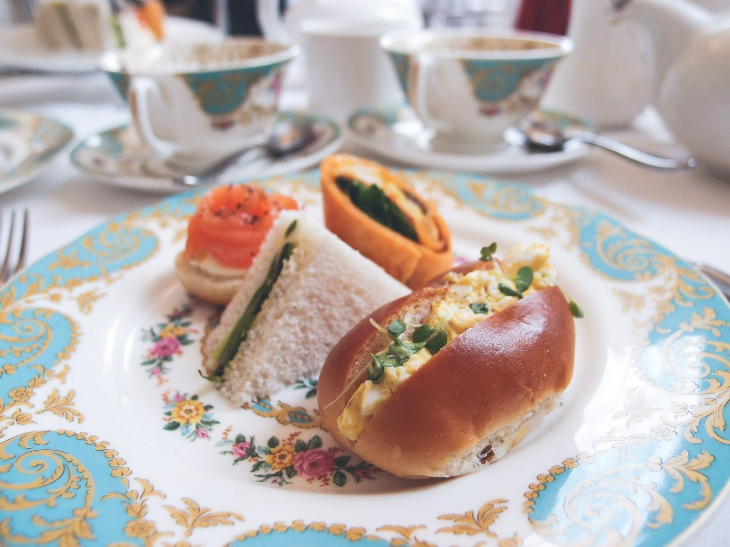 Afternoon Tea – The Orangery